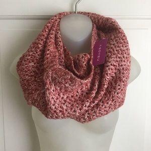 Sweater infinity Scarf Crochet Soybu